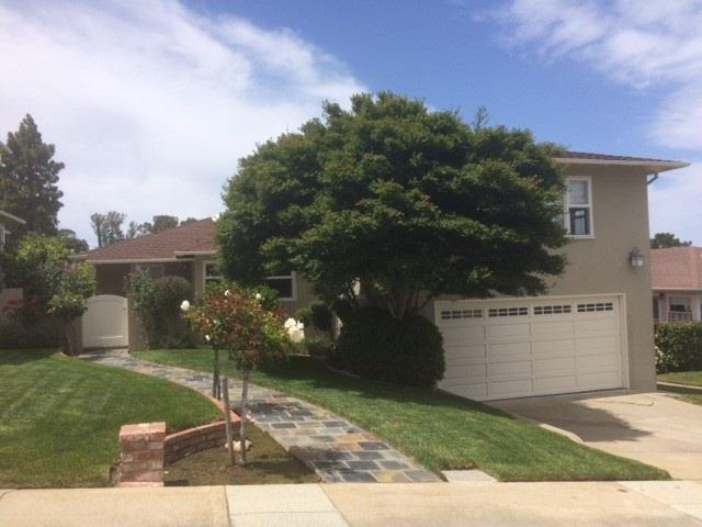 Частный односемейный дом для того Аренда на 612 Hobart Avenue San Mateo, Калифорния 94402 Соединенные Штаты