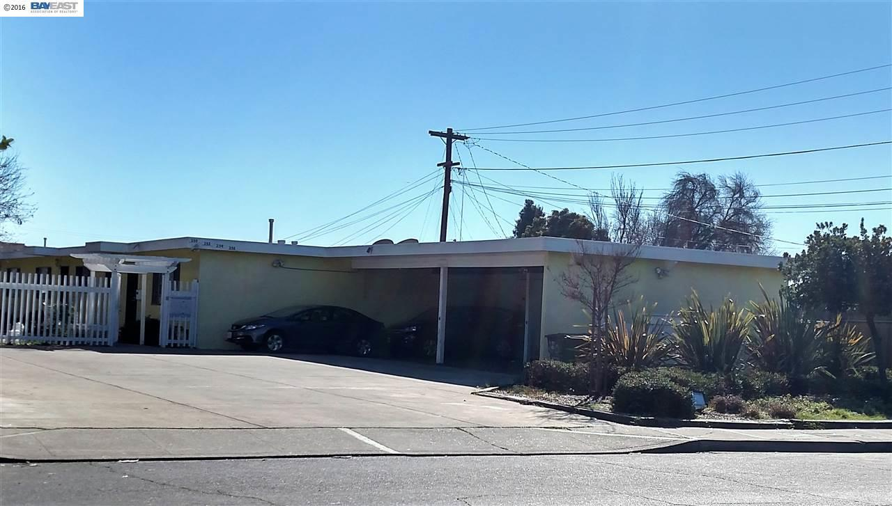250 Schafer Road, HAYWARD, CA 94544