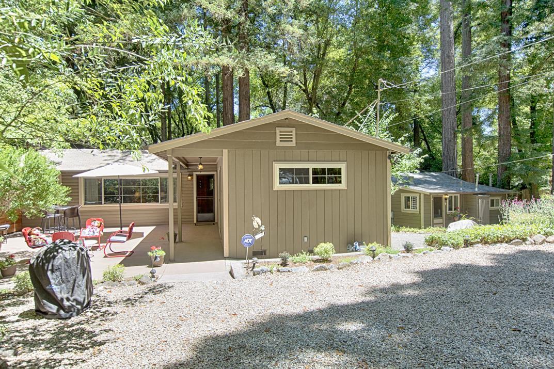 185 Fall Creek Drive, FELTON, CA 95018