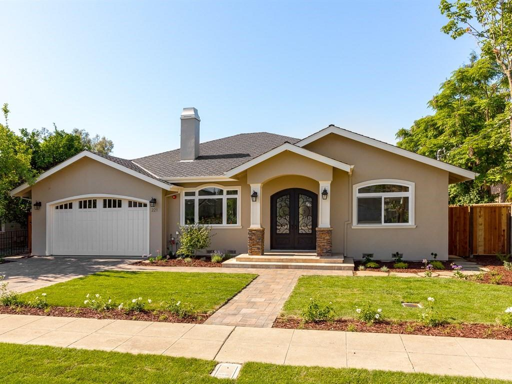 Single Family Home for Sale at 221 Cherry Lane Campbell, California 95008 United States