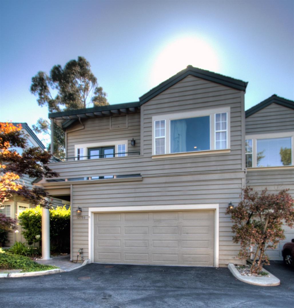多棟聯建住宅 為 出售 在 12759 Saratoga Woods Circle Saratoga, 加利福尼亞州 95070 美國