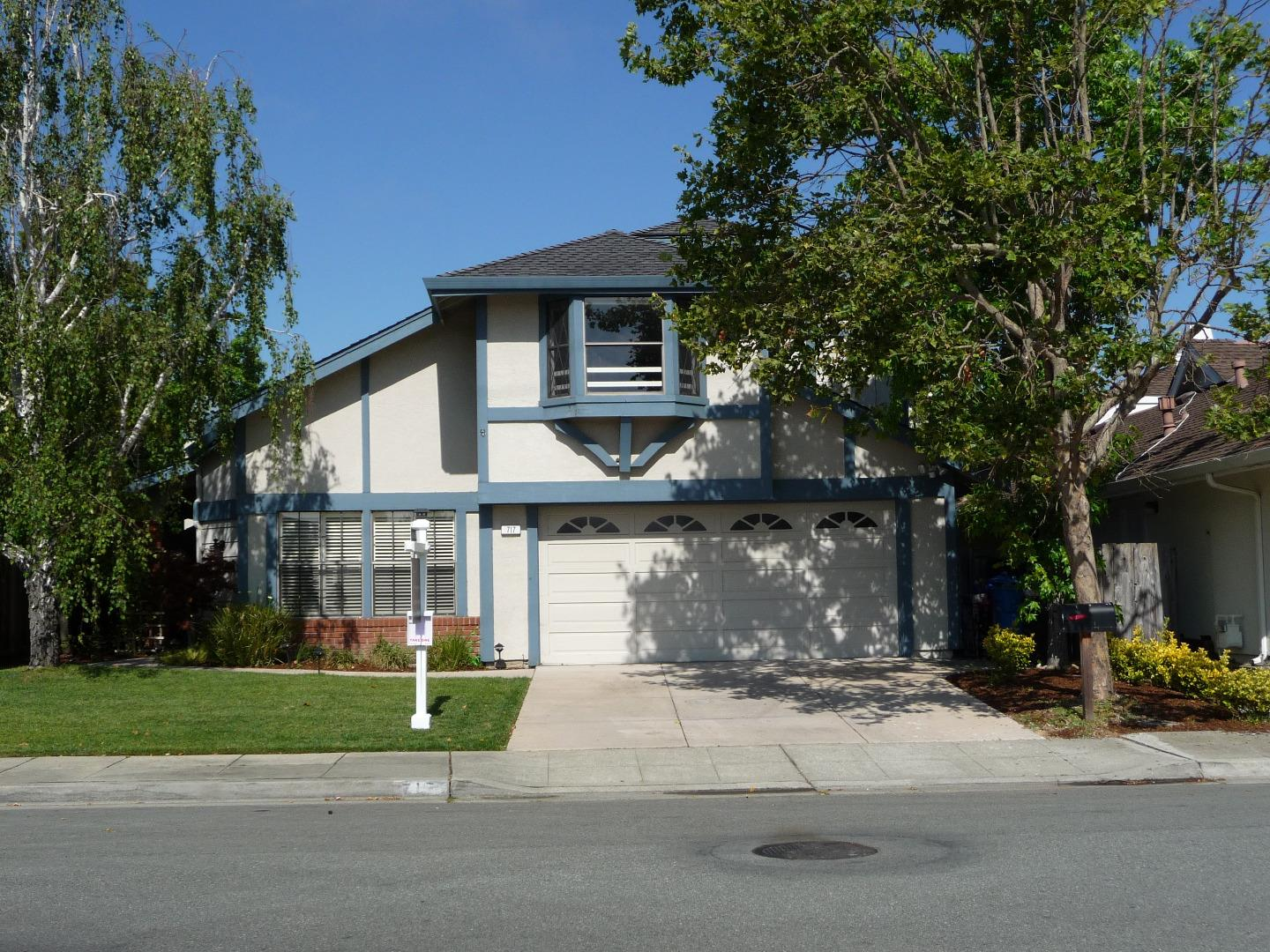 Single Family Home for Sale at 717 Baffin Street Foster City, California 94404 United States