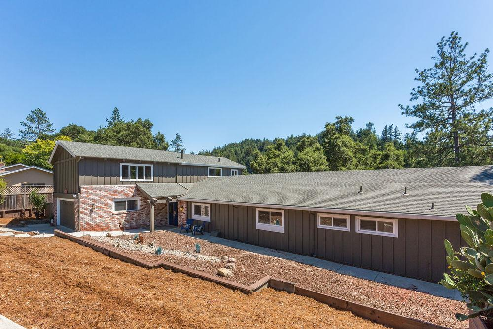 Single Family Home for Sale at 266 Woodston Way Ben Lomond, California 95005 United States