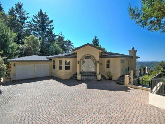 54 OLD ORCHARD Road, LOS GATOS, CA 95033