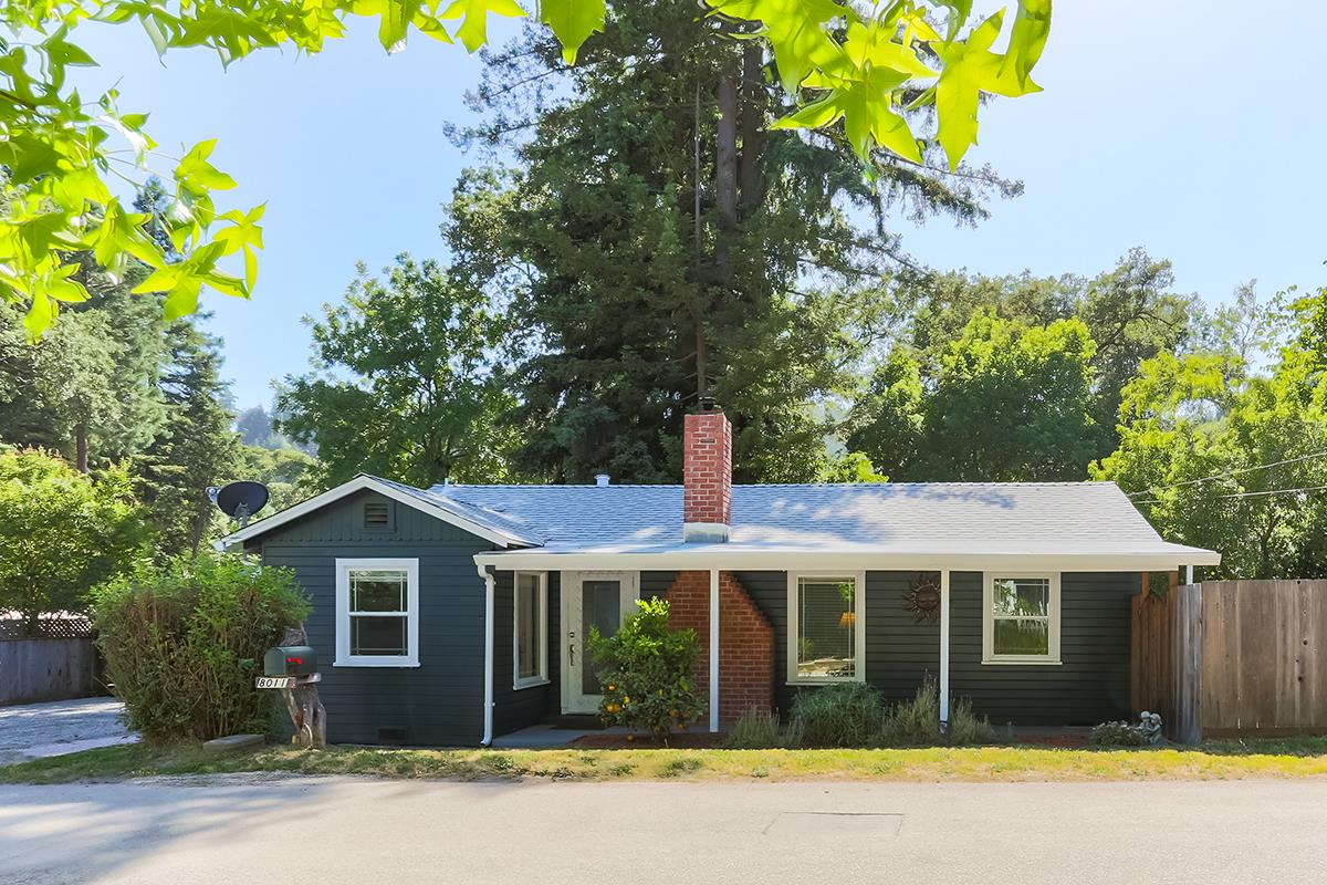 8011 Hermosa Avenue, BEN LOMOND, CA 95005