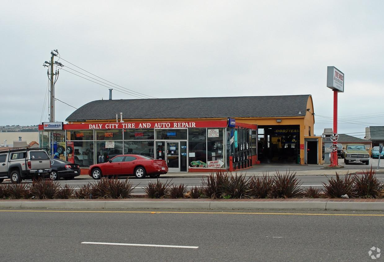 Commercial for Sale at 6888 Mission Street Daly City, California 94014 United States