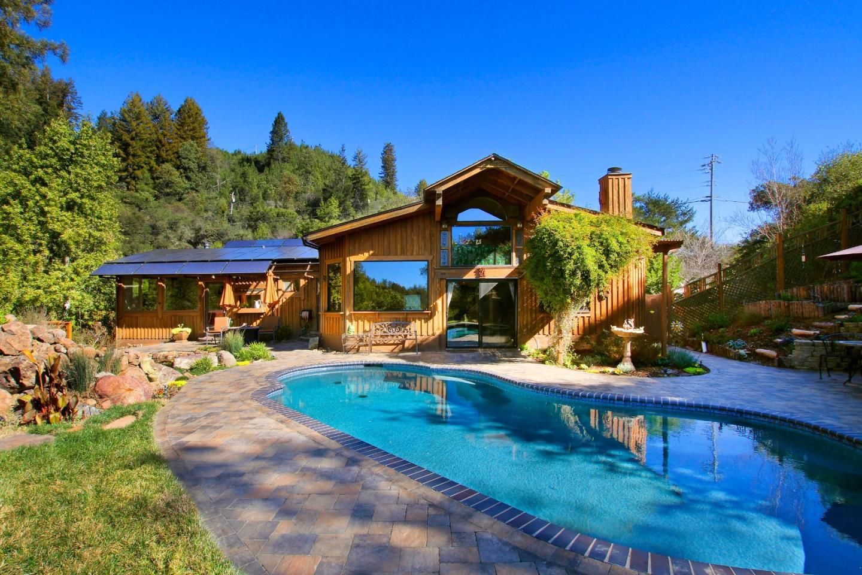 一戸建て のために 売買 アット 875 Summit Road Watsonville, カリフォルニア 95076 アメリカ合衆国