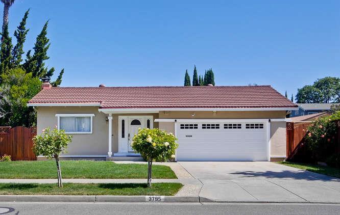 3795 Bucknall Road, CAMPBELL, CA 95008