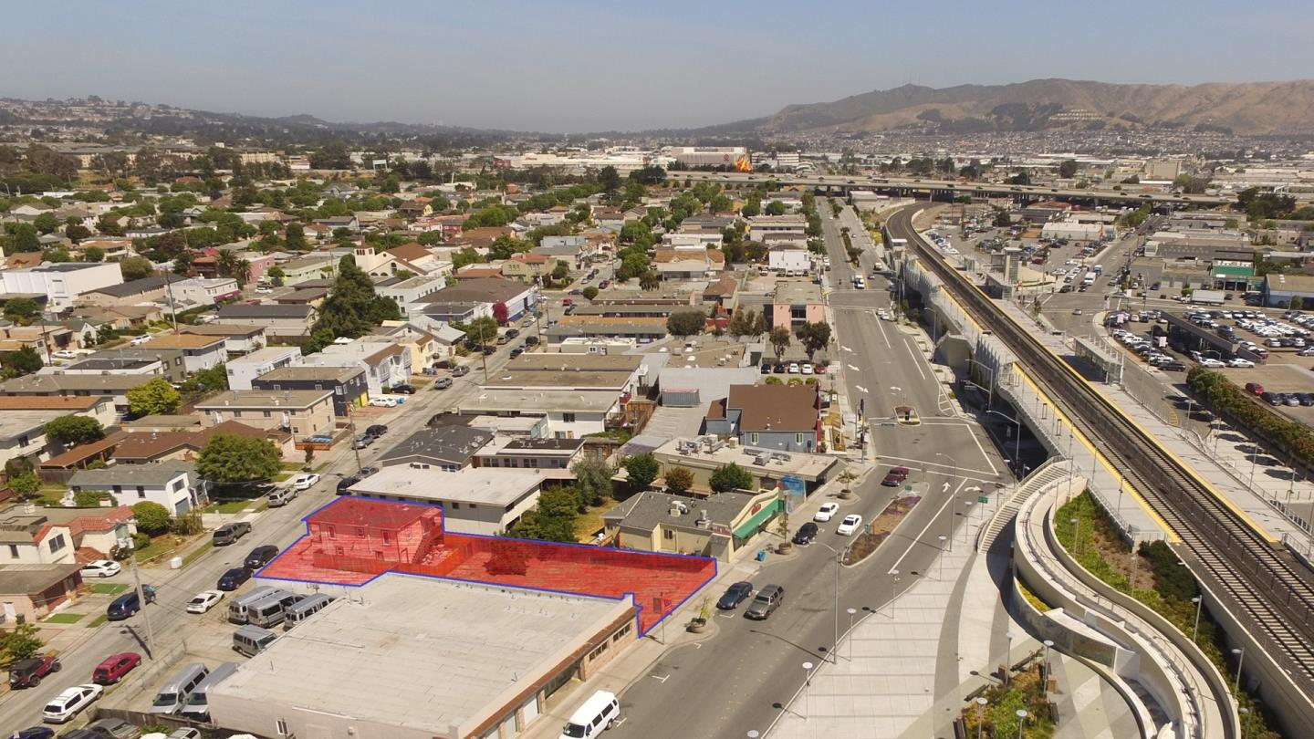 Land for Sale at 718 Mills Avenue San Bruno, California 94066 United States