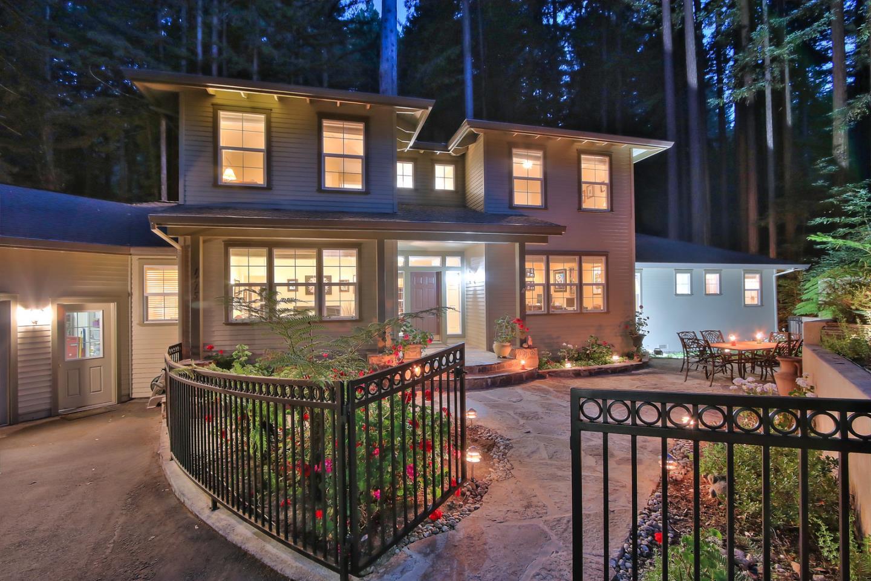 獨棟家庭住宅 為 出售 在 1115 Quarry Road Felton, 加利福尼亞州 95018 美國