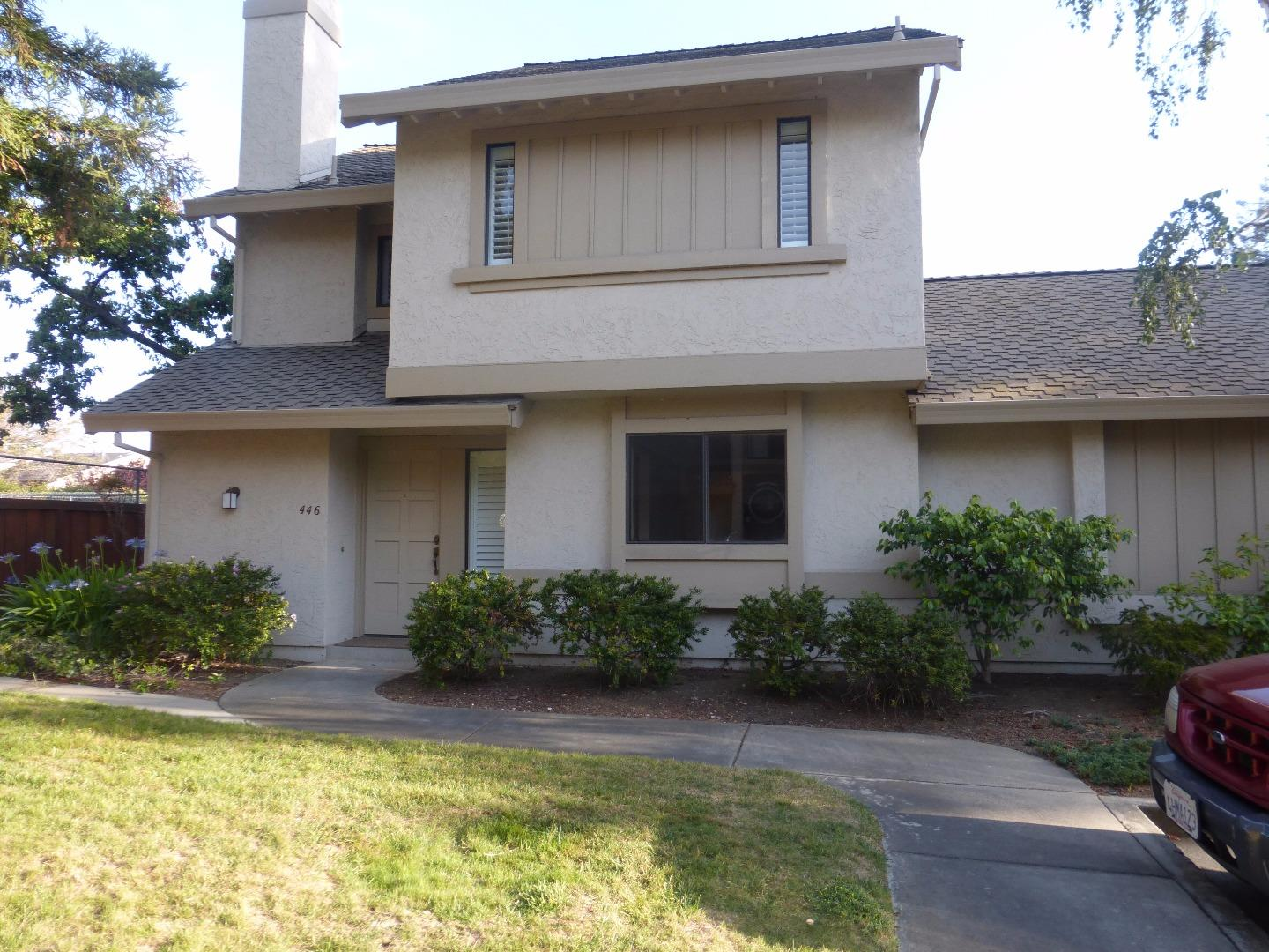 Townhouse for Rent at 446 Hogarth Terrace Sunnyvale, California 94087 United States