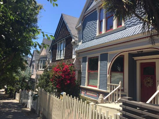 Einfamilienhaus für Mieten beim 3832 21st Street San Francisco, Kalifornien 94114 Vereinigte Staaten