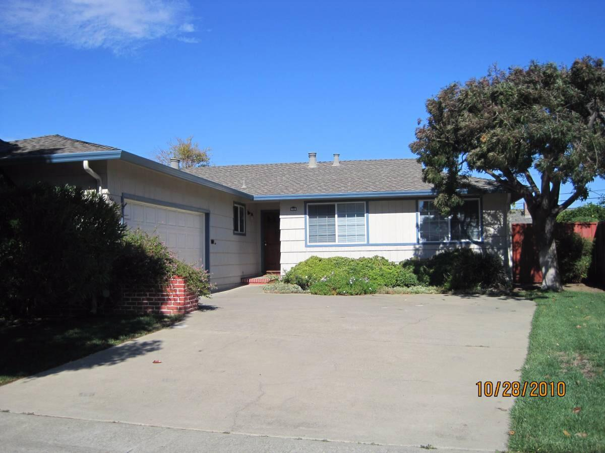 Single Family Home for Rent at 581 Carrick Court Sunnyvale, California 94087 United States