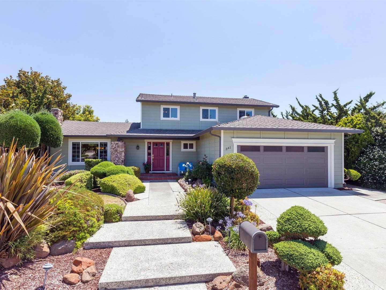 Single Family Home for Sale at 341 Fontana Drive Santa Clara, California 95051 United States