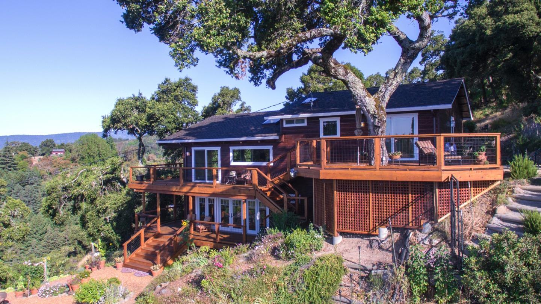 獨棟家庭住宅 為 出售 在 2180 Nelson Road Scotts Valley, 加利福尼亞州 95066 美國