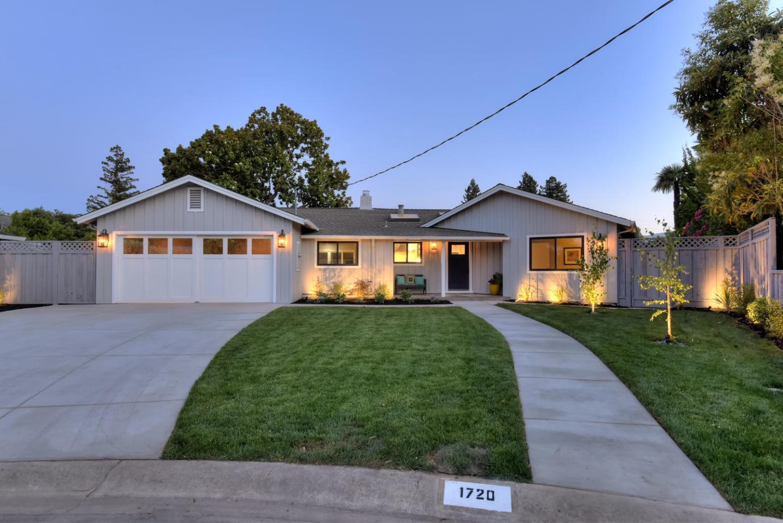 1720 Larkellen Lane, LOS ALTOS, CA 94024