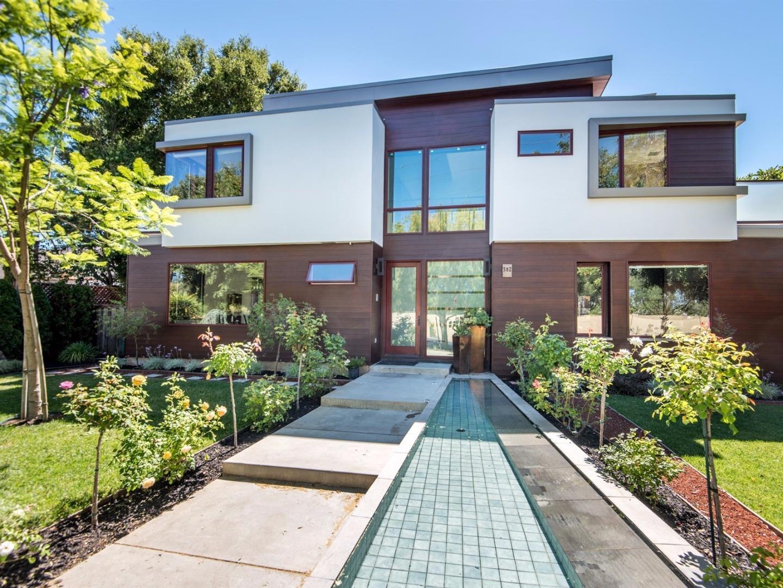 獨棟家庭住宅 為 出售 在 502 Palm Avenue Los Altos, 加利福尼亞州 94022 美國