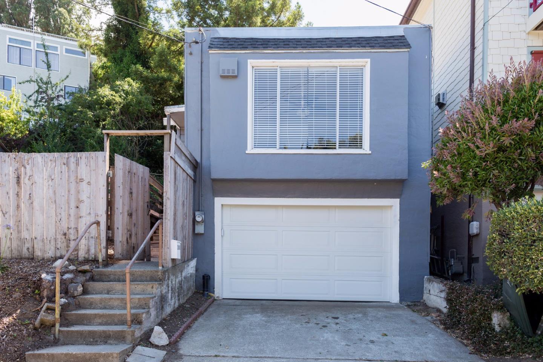 Maison unifamiliale pour l Vente à 308 Sierra Point Road Brisbane, Californie 94005 États-Unis