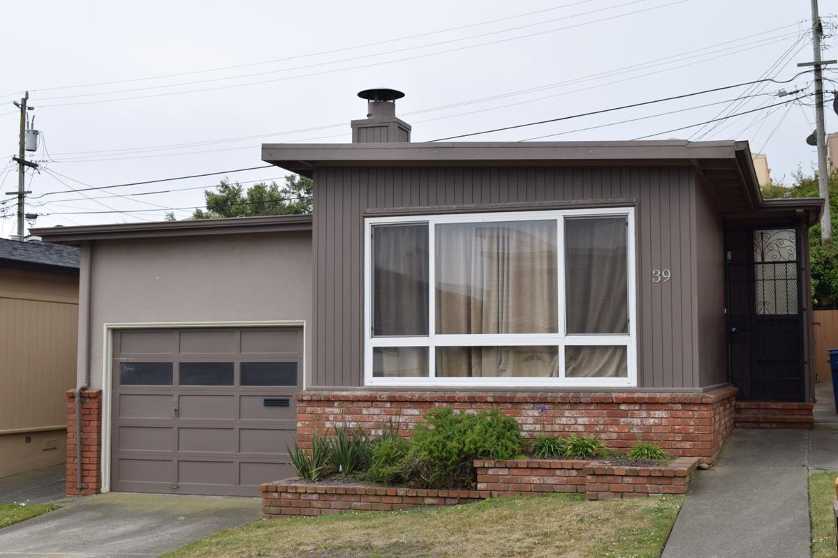 39 Mayfield Avenue, DALY CITY, CA 94015