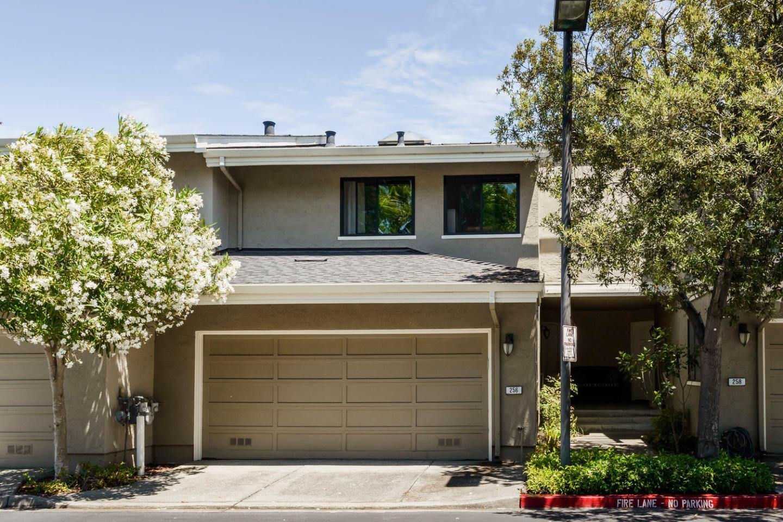 Maison accolée pour l Vente à 256 Bonita Lane Foster City, Californie 94404 États-Unis