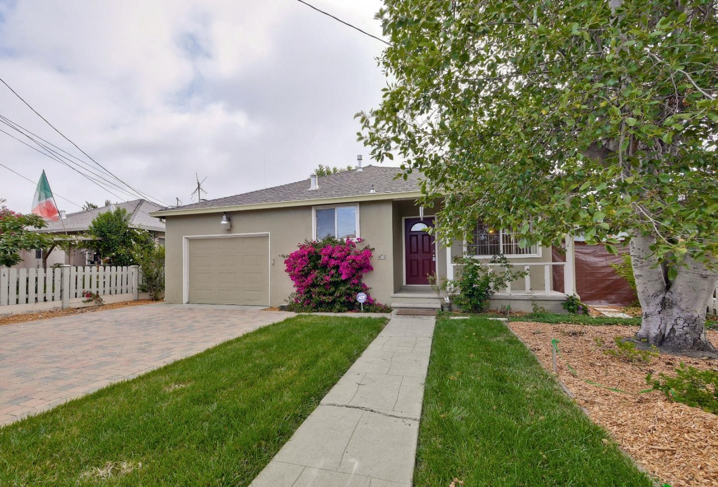 Single Family Home for Sale at 152 Wisteria Drive East Palo Alto, California 94303 United States