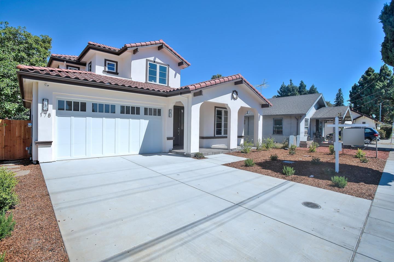 واحد منزل الأسرة للـ Sale في 178 Charles Street Sunnyvale, California 94086 United States