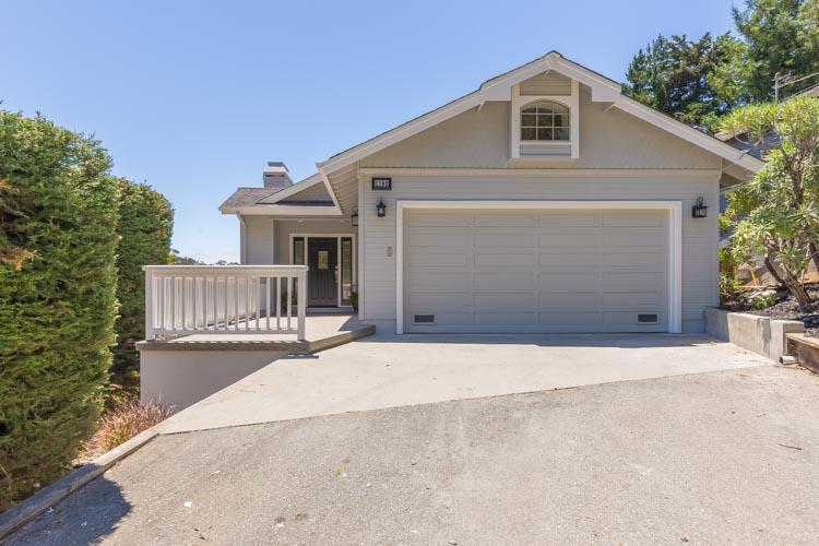 Einfamilienhaus für Verkauf beim 1182 Columbus Street El Granada, Kalifornien 94018 Vereinigte Staaten