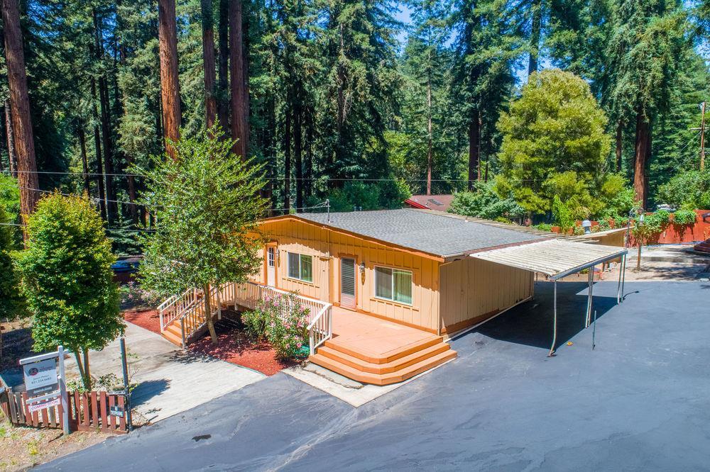 一戸建て のために 売買 アット 596 West Drive Felton, カリフォルニア 95018 アメリカ合衆国