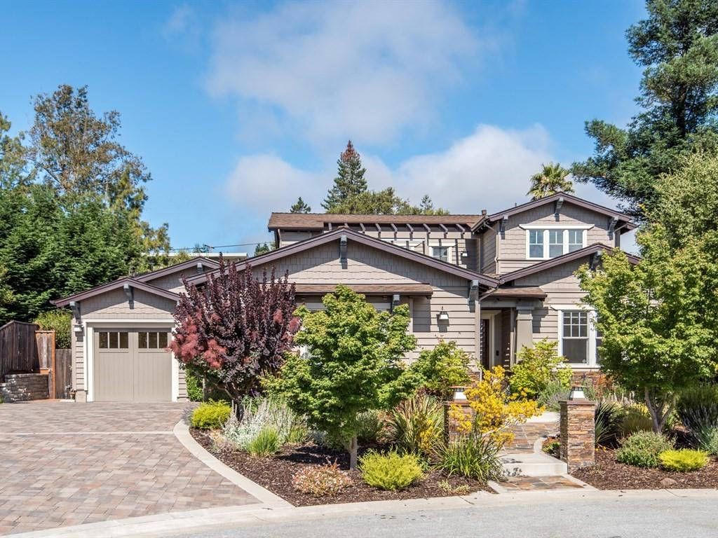 Single Family Home for Sale at 25 Danford Court Redwood City, California 94062 United States