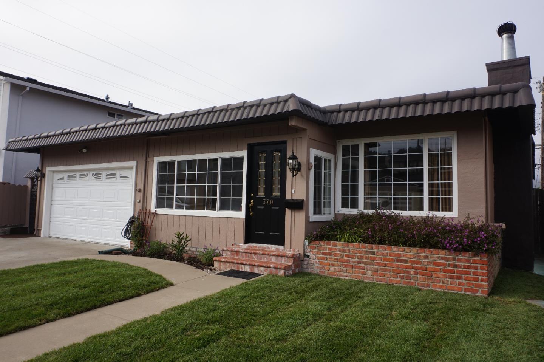 370 Altamont Drive, SOUTH SAN FRANCISCO, CA 94080