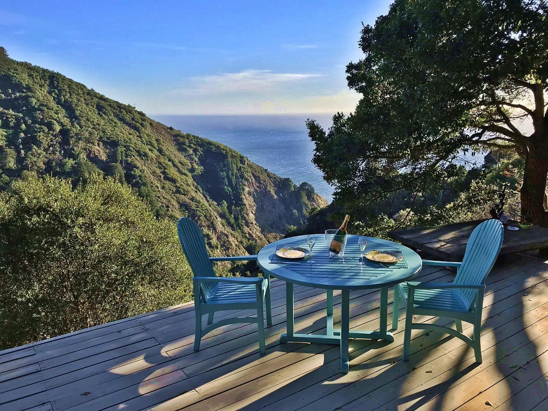 واحد منزل الأسرة للـ Sale في 51500 Partington Ridge Road Big Sur, California 93920 United States