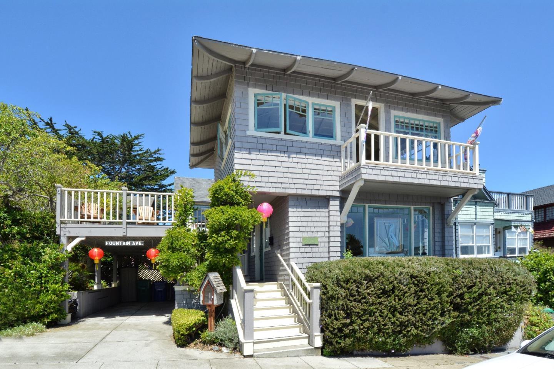 Einfamilienhaus für Verkauf beim 120 Fountain Avenue Pacific Grove, Kalifornien 93950 Vereinigte Staaten