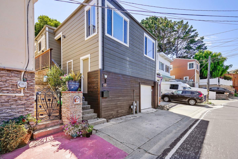 Single Family Home for Sale at 147 Santa Clara Street Brisbane, California 94005 United States