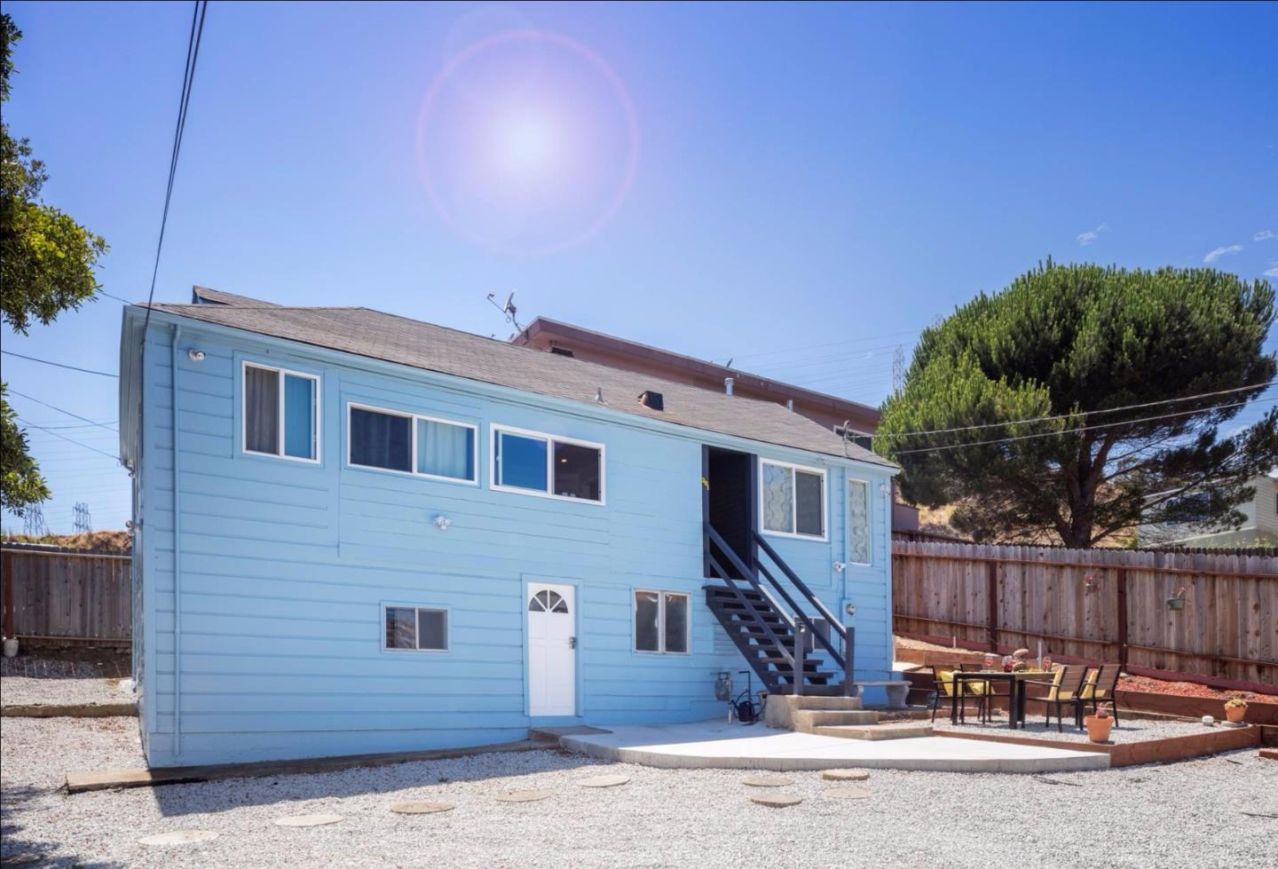 Single Family Home for Sale at 301 Chapman Avenue South San Francisco, California 94080 United States