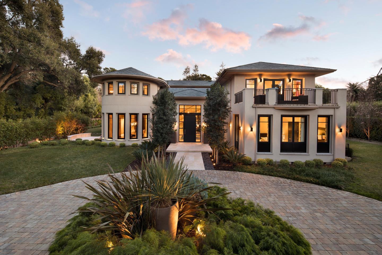 獨棟家庭住宅 為 出售 在 113 Atherton Avenue Atherton, 加利福尼亞州 94027 美國