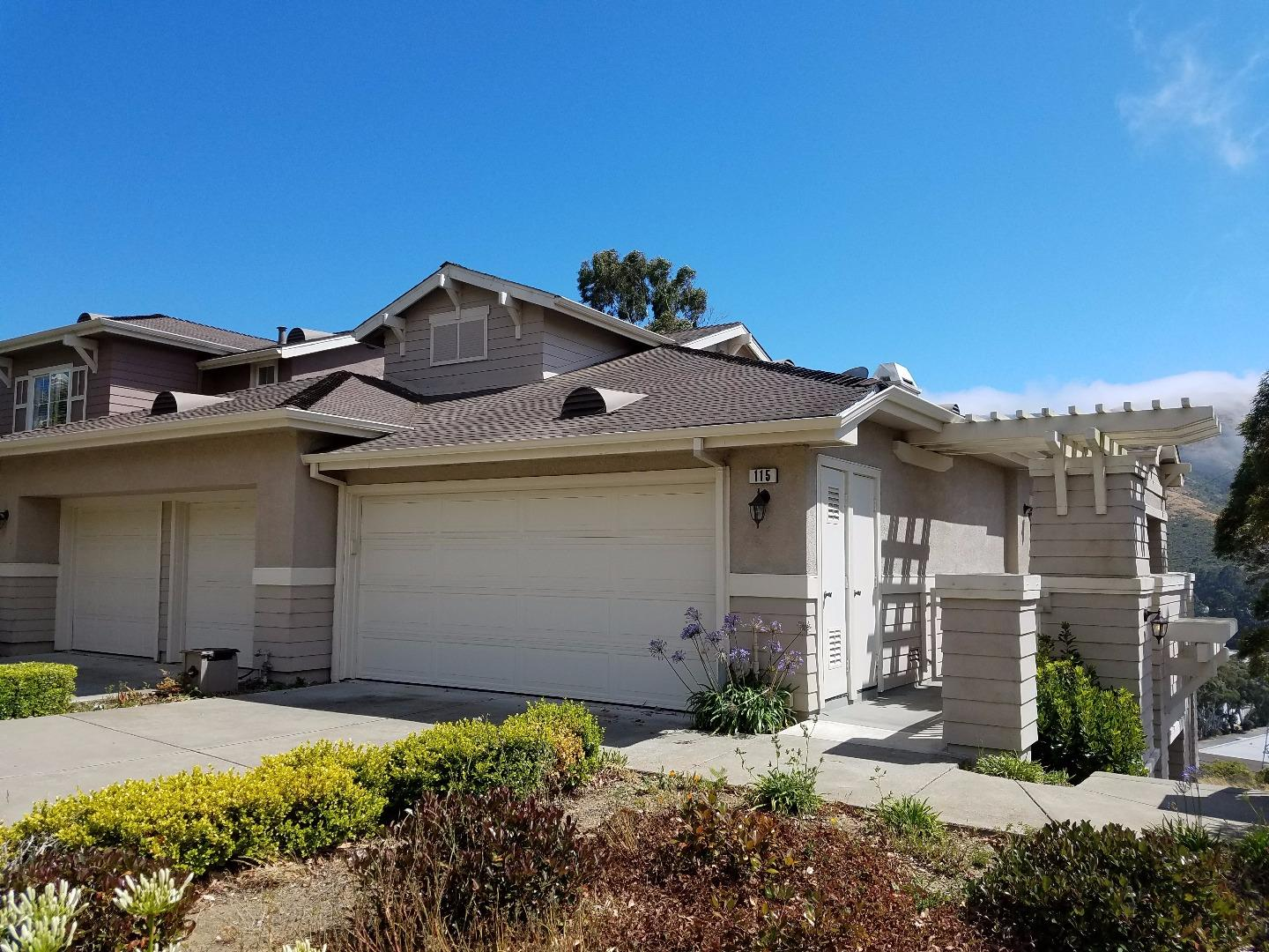 Townhouse for Sale at 114 Tanager Court Brisbane, California 94005 United States