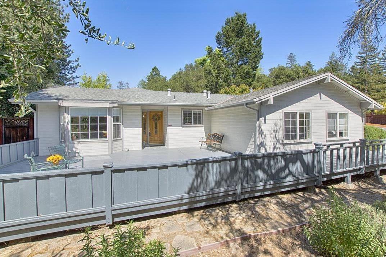 واحد منزل الأسرة للـ Sale في 8260 Hihn Road Ben Lomond, California 95005 United States