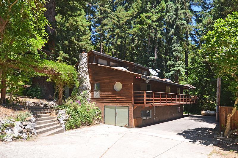一戸建て のために 売買 アット 139 W HILL Road Felton, カリフォルニア 95018 アメリカ合衆国