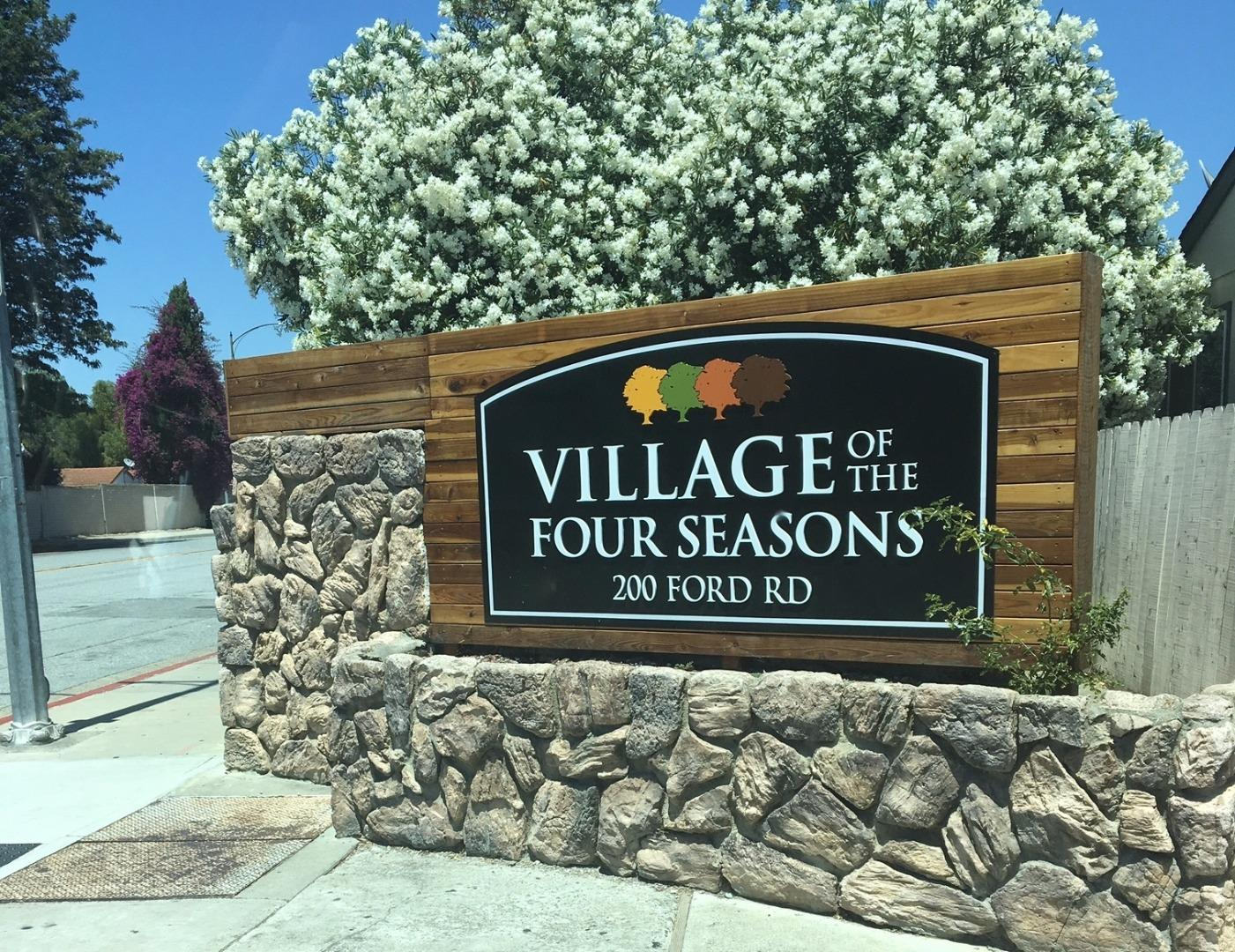 Single Family Home for Sale at 200 Ford Road #60 San Jose, California 95138 United States