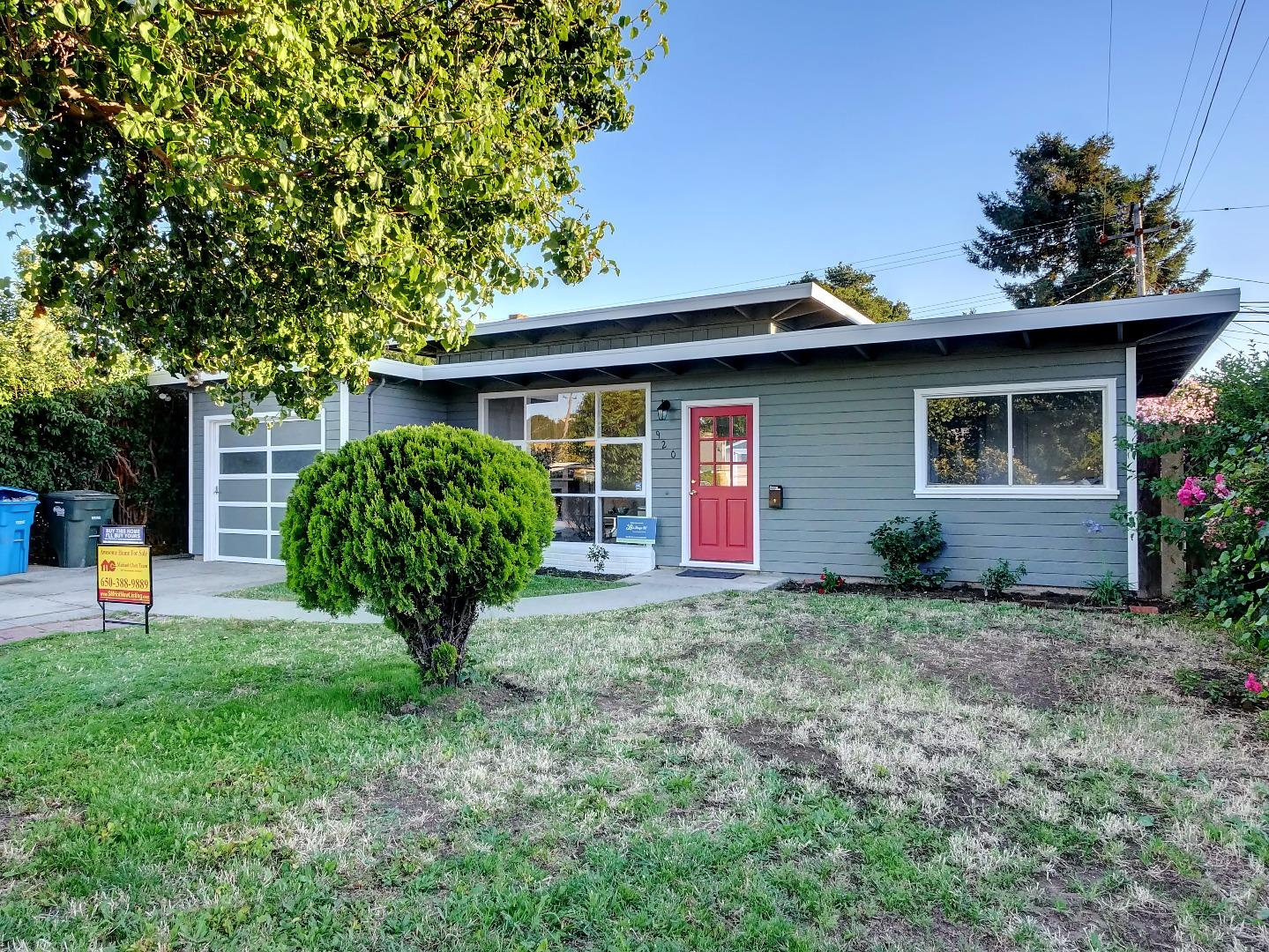 Single Family Home for Sale at 920 S Norfolk Street San Mateo, California 94401 United States
