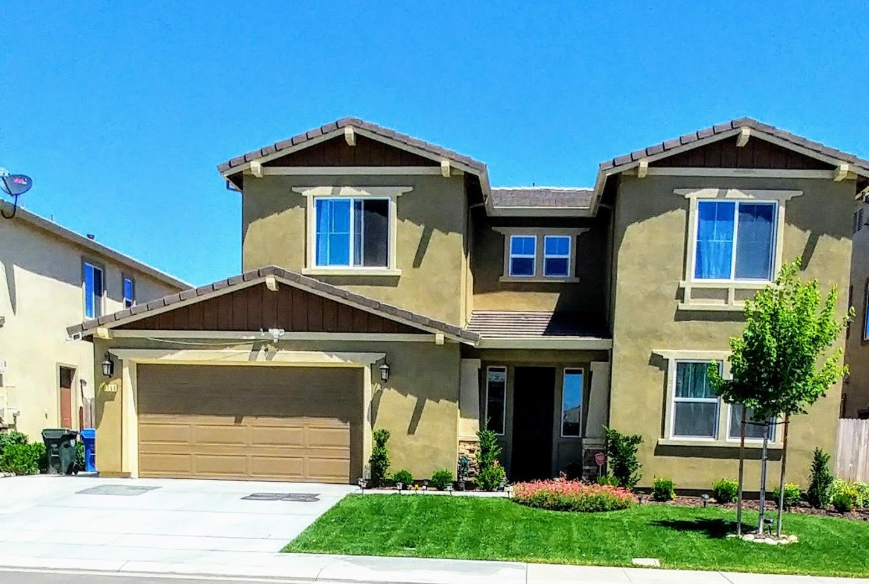 獨棟家庭住宅 為 出售 在 1759 Ettle Street Manteca, 加利福尼亞州 95337 美國
