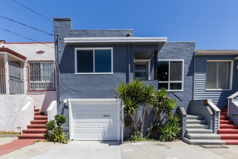 51 W View Avenue, SAN FRANCISCO, CA 94134