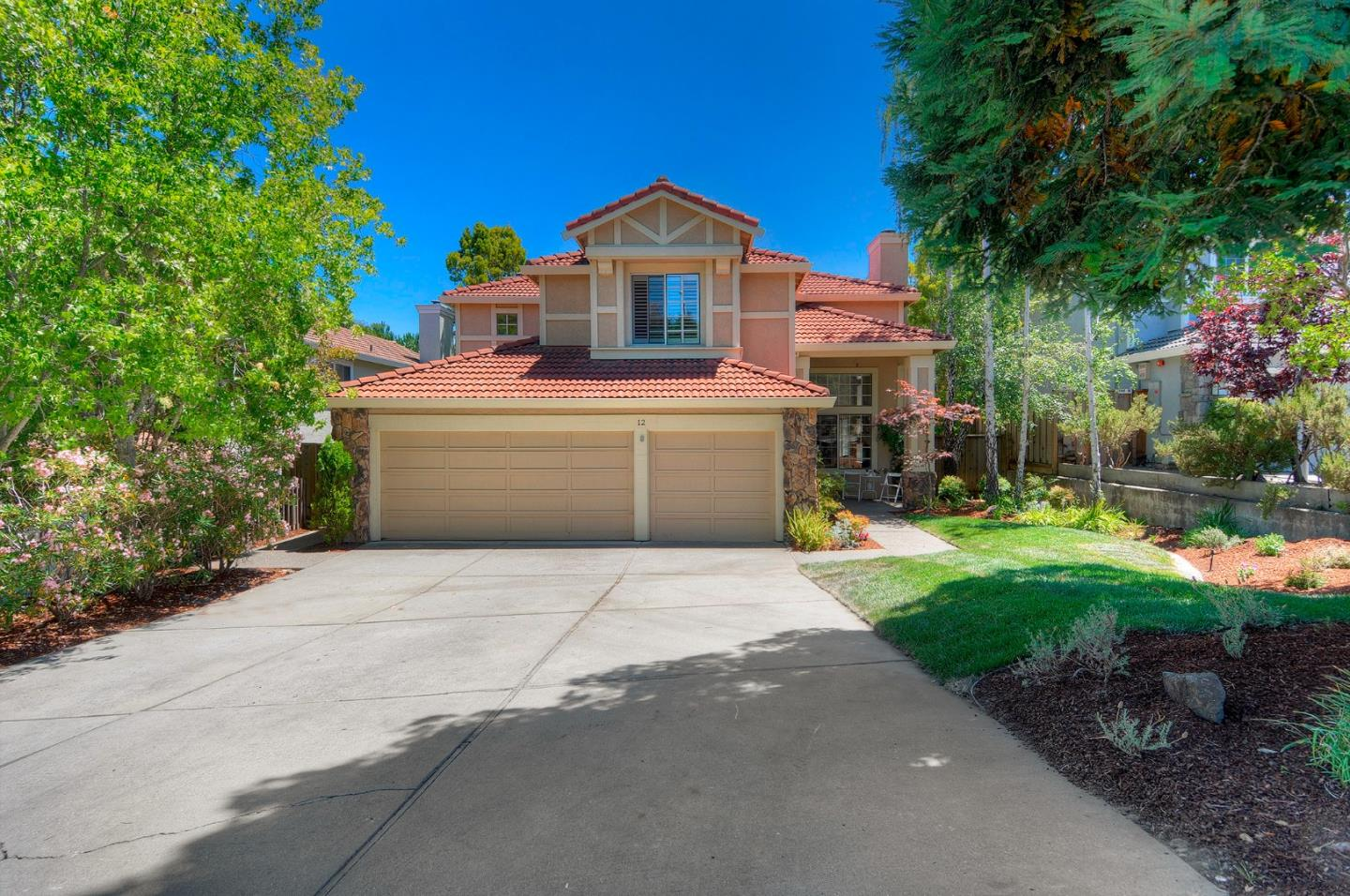 Single Family Home for Sale at 12 Elston Court San Carlos, California 94070 United States
