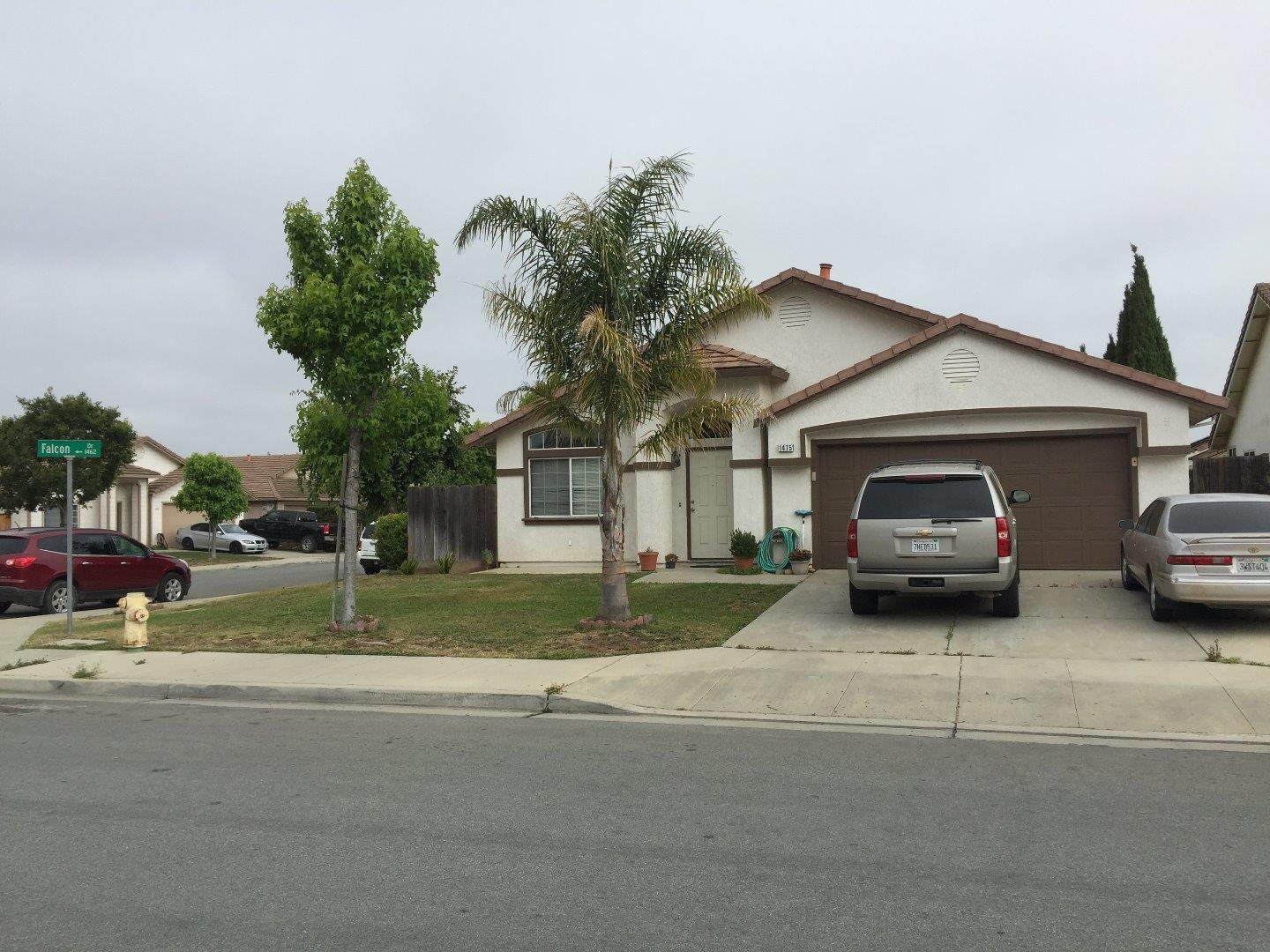 Single Family Home for Sale at 1475 Falcon Drive Salinas, California 93905 United States