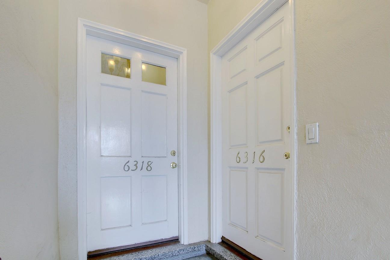 Additional photo for property listing at 6314-6318 Geary Boulevard  San Francisco, California 94121 Estados Unidos
