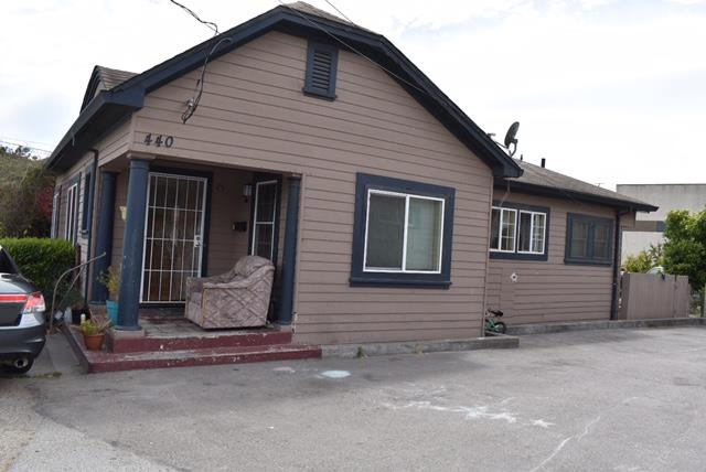 Single Family Home for Sale at 440 Soledad Street Salinas, California 93901 United States