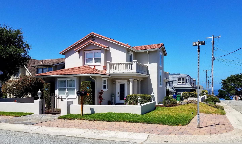 Einfamilienhaus für Verkauf beim 1004 Ripple Avenue Pacific Grove, Kalifornien 93950 Vereinigte Staaten
