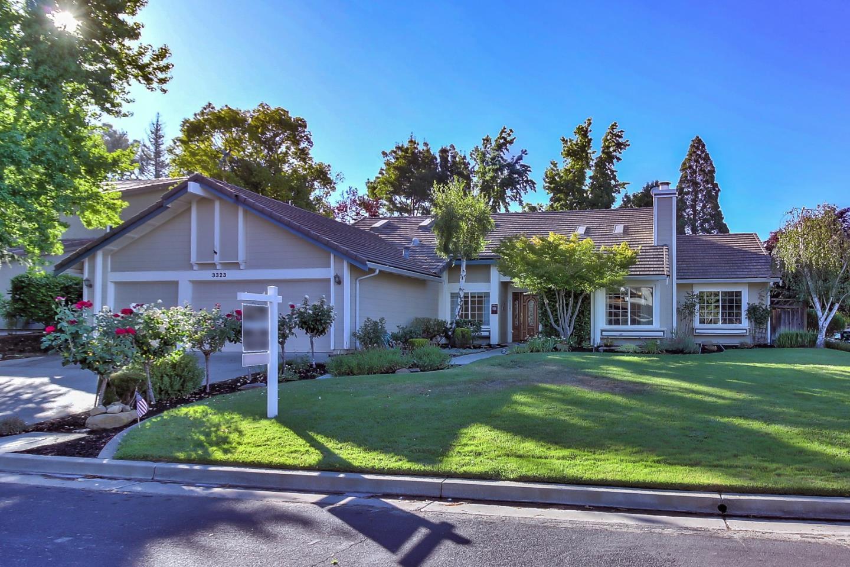 Single Family Home for Sale at 3323 Prairie Drive Pleasanton, California 94588 United States