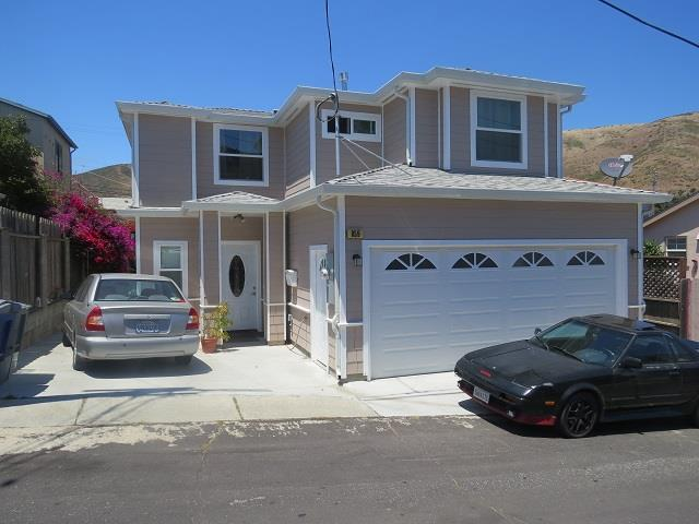 Многосемейный дом для того Продажа на 42 School Street 42 School Street South San Francisco, Калифорния 94080 Соединенные Штаты