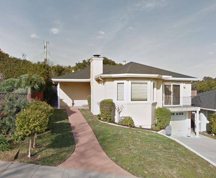 Single Family Home for Sale at 1116 Hillcrest Boulevard Millbrae, California 94030 United States
